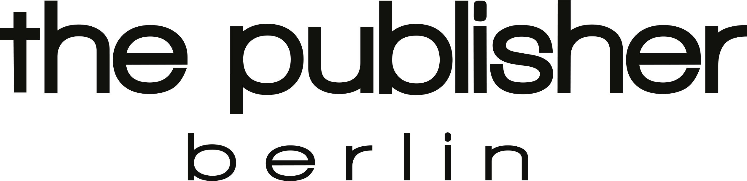 The Publisher Logo