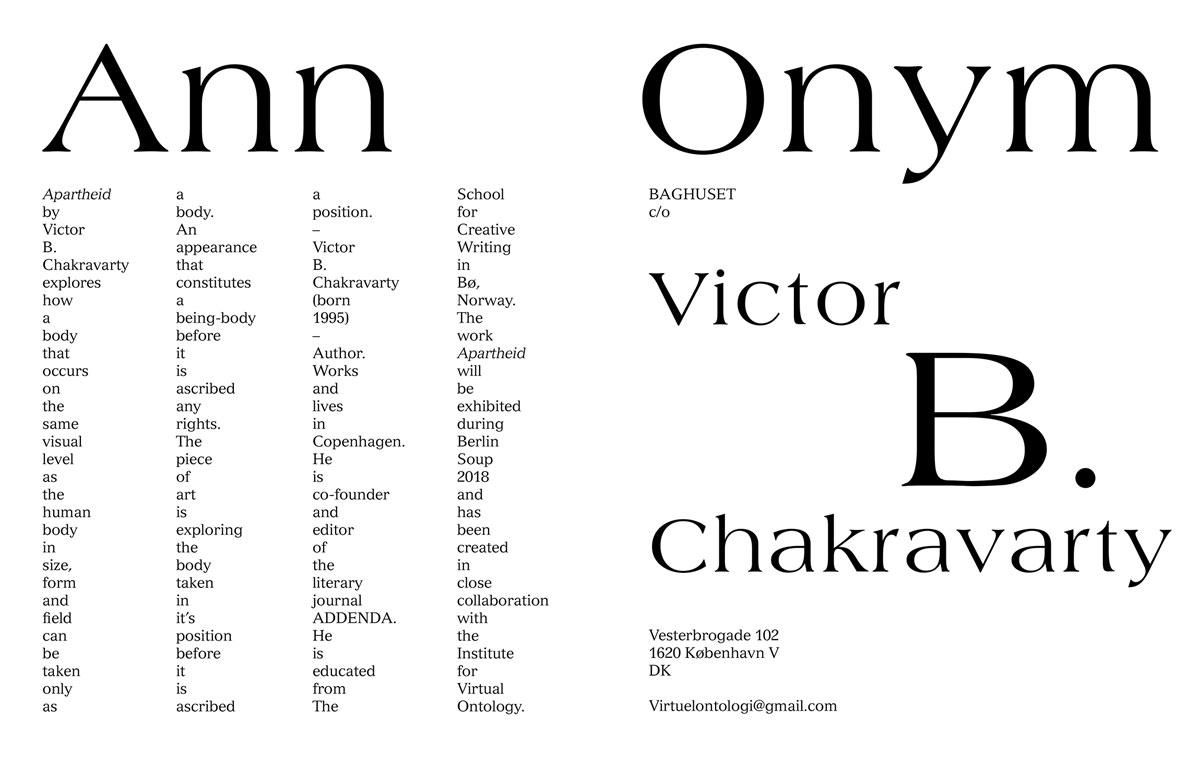 Viktor B. Chakravarty