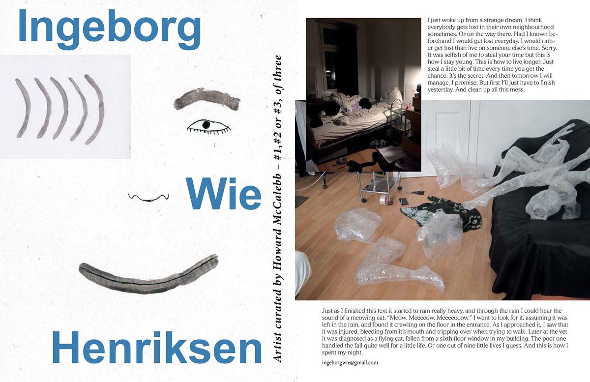 Ingeborg Wie Henriksen