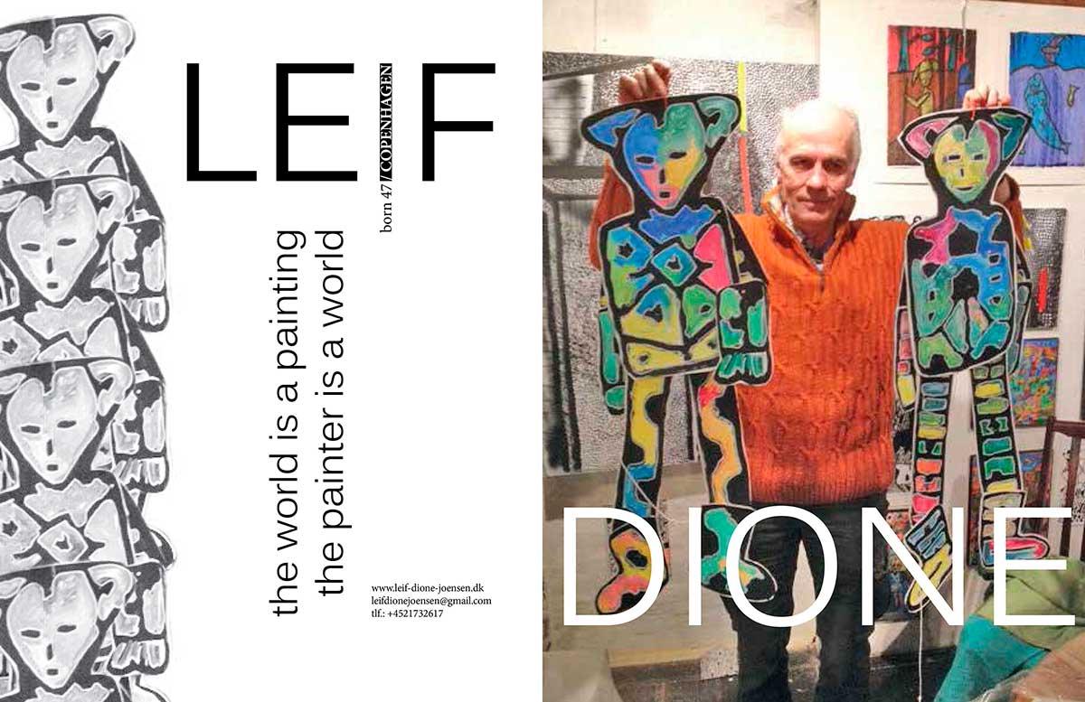 Leif Dione Joensen